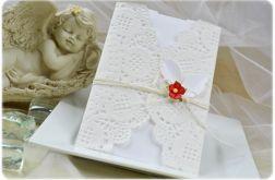 delicate - zaproszenia na Komunię Świętą