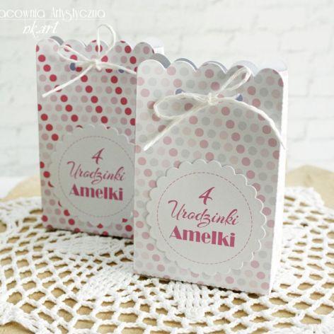 Pudełko na słodycze w1