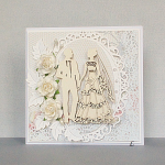 Ślub w koronkach i w pudełku 3