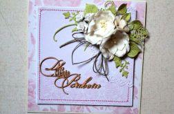 KARTKA DLA BABCI - Dla Ciebie Babciu