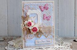 Kartka ślubna #3 w pudełku