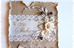 Romantyczna kartka na ślub