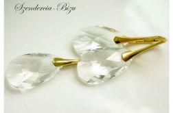 Komplet Swarovski Pear Shaped 22mm Crystal