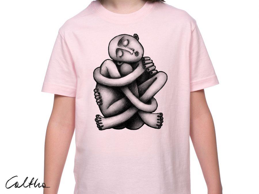 Zaplątanie - t-shirt 2-14 lat (kolory)