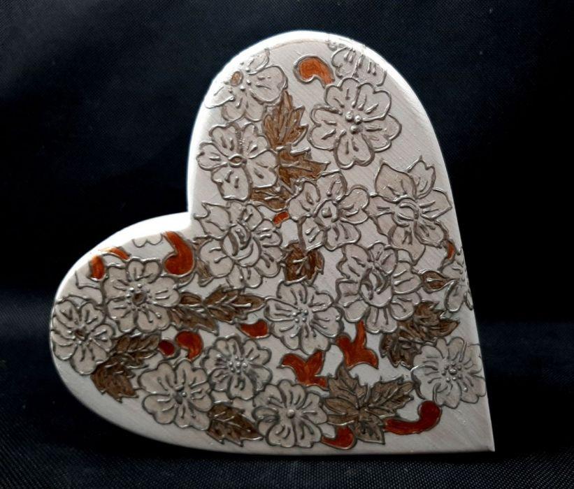 Drewniane Serce nie tylko na Walentynki