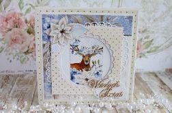 """Kartka Boże Narodzenie """"Winter Tales1"""" GOTOWA"""