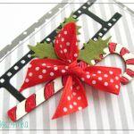 Wyjątkowa KARTKA ŚWIĄTECZNA - 9 - Boże Narodzenie, bożonarodzeniowe, święta