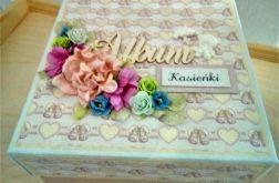 """pudełkowy album """"Nasza Kruszynka"""""""
