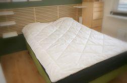 Naturalna kołdra z wełny alpak 220x200
