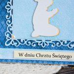 Kartka - W dniu Chrztu Świętego