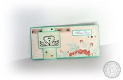 Kartka na ślub - kopertówka