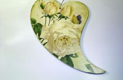 """Walentynkowa zawieszka """"Serce dla Ciebie"""""""