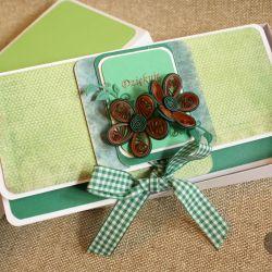 Kopertówka w zieleniach
