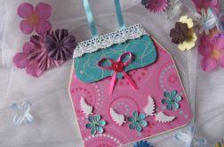 Kartka dla dziewczynki 4