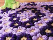 Lawendowy dywanik