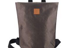 Plecak Mili Urban Jungle - brązowy