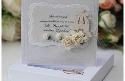 Święcenia kapłańskie - kartka i pudełko