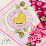 Pozłacany Wianek na Dzień Matki - KDM19005 - dla kochanej mamy