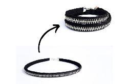 Biżuteria 2w1 - choker lub bransoleta
