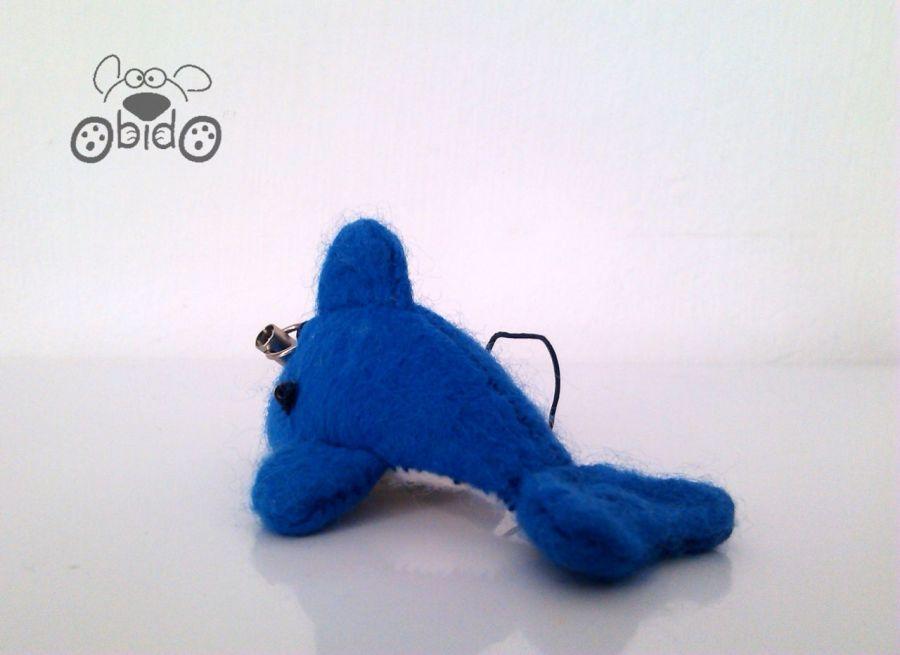 zawieszka delfinek