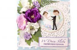 kartka ślubna  #155