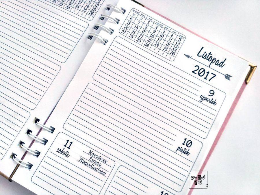 Kalendarz nauczycielski 2018 - ... szalony