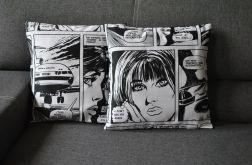 Poszewka dekoracyjna Komiks