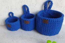 Koszyki niebieskie