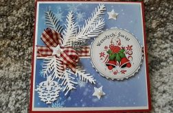 Kartka świąteczna, Boże Narodzenie 15