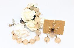 Komplet biżuterii trzy elementy