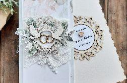 Kartka ślubna w pudełku #6