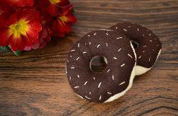 Donut z filcu / Jedzenie z filcu