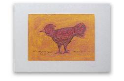 Ptaszek 27 - rysunek dekoracyjny