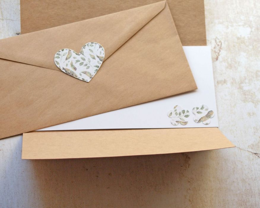dziękujemy - podziękowanie - kopertówka II -