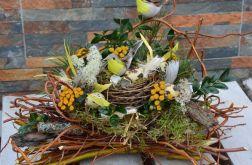 stroik Wielkanocny na stół