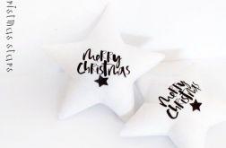 CHRISTMAS - gwiazdeczki