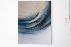 Morze-obraz akrylowy 70/90 cm