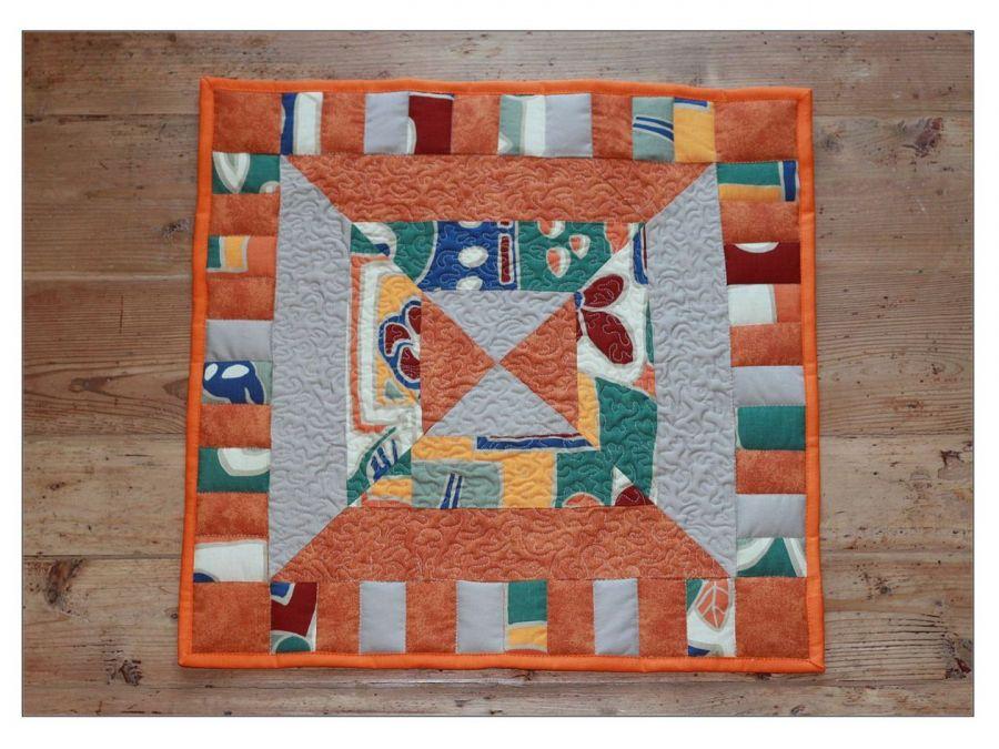 Serweta patchworkowa