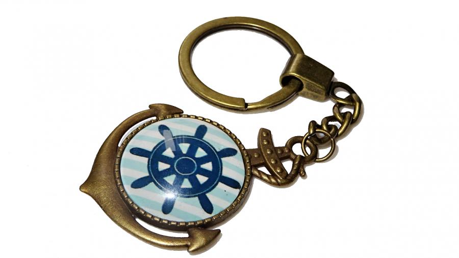 Brelok Morski dla niego- pomysł na prezent
