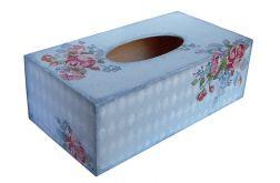 BUKIETY RÓZ - pudełko na chusteczki