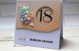 Kartka na 18 #9#