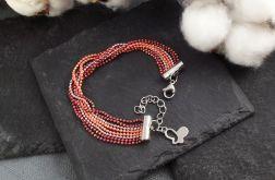 Solque 1 - bransoletka z łańcuszków
