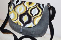 energetyczna torebka listonoszka