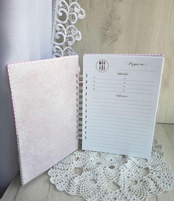 Przepiśnik, notes, zeszyt na przepisy