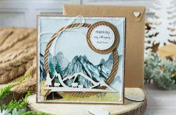 Kartka dla miłośnika gór (n05)