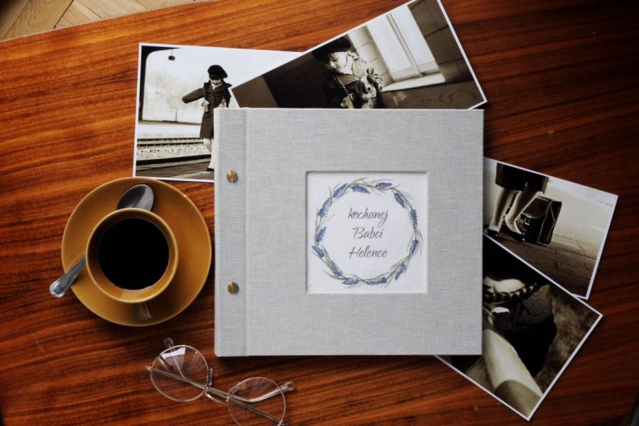 Album na Dzień Babci