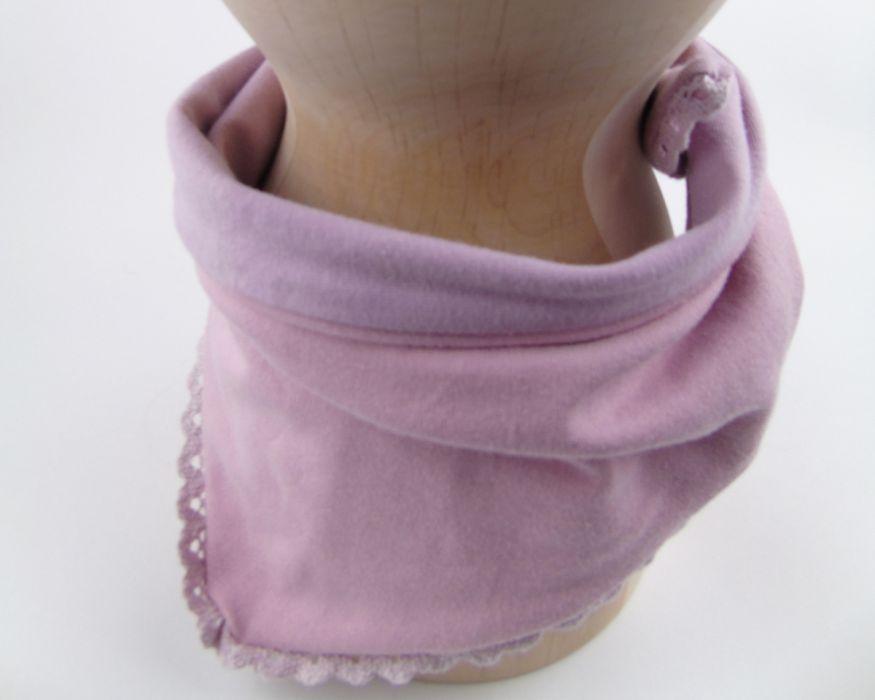 Zestaw Sweet Lilac Set GOTS -