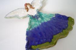 Anioł turkusowy