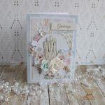 Kartka na narodziny chrzest Tiny Love2 GOTOWA -