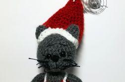 Panna kotka - pomocnica Mikołaja